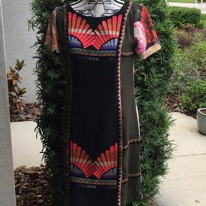 Dress by Ranna Gill...Anthropologie